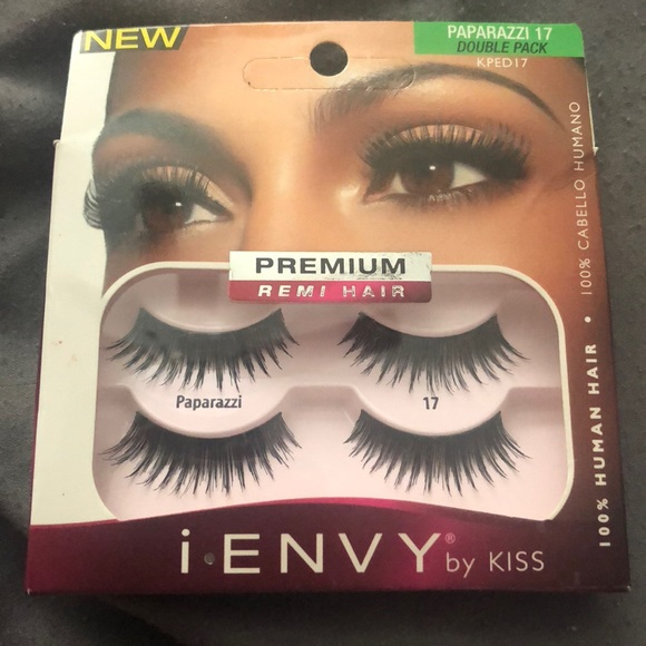 e94b636c84a Kiss Makeup | New Ienvy By Double Pack Lashes | Poshmark